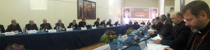 Глава УГКЦ розповів про душпастирство в умовах війни на аcамблеї Ради Єпископських конференцій Європи
