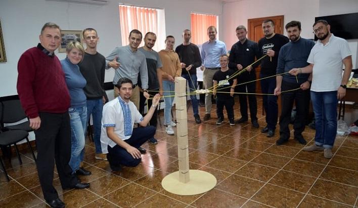 УГКЦ проводить навчання з командотворення для голів комісій молоді єпархій