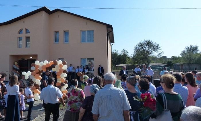 Баптисти відкрили на Одещині 5 дитячих будинків сімейного типу