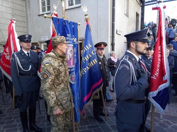 Службовці ДКВС України взяли участь у І міжнародному пенітенціарному паломництві УГКЦ