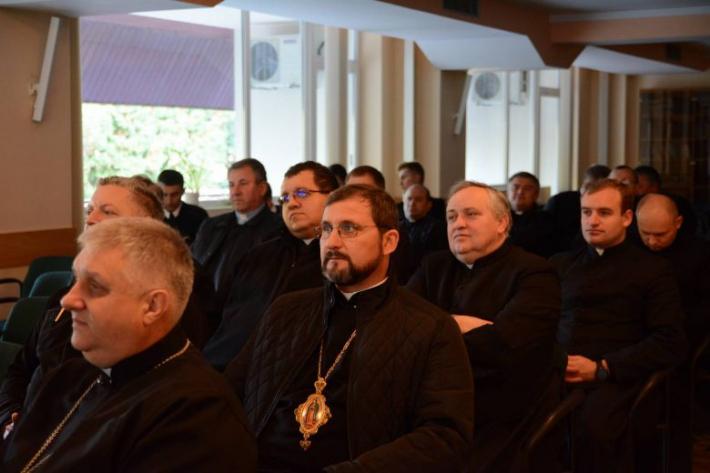 50 священників взяли участь у І з'їзді капеланів Лицарів Колумба в Україні