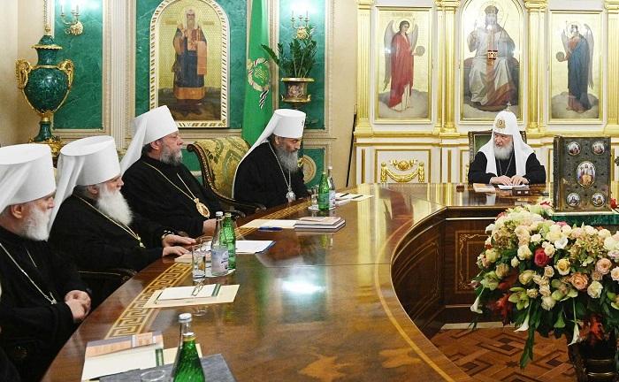 РПЦ розриватиме стосунки з усіма єпископами, які визнають ПЦУ