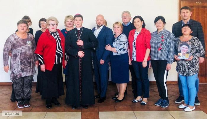 Всеукраїнська Рада Церков готова й надалі підтримувати українців-заручників Кремля