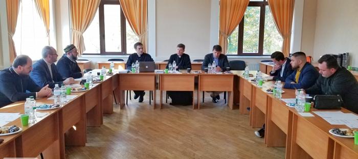 Всеукраїнська Рада Церков налагоджує взаємодію з реорганізованим Мінкультури