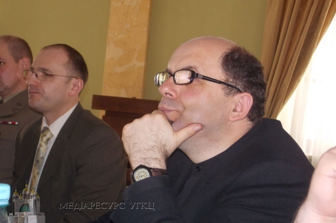 Священник УГКЦ став лауреатом нагороди «Людина польсько-українського поєднання»