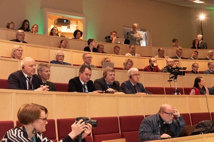 Протестанти з України обговорили у Фінляндії захист переслідуваних християн