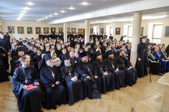 Київська академія УПЦ (МП) провела XI міжнародну конференцію «Духовна і світська освіта: історія взаємин – сучасність – перспективи»