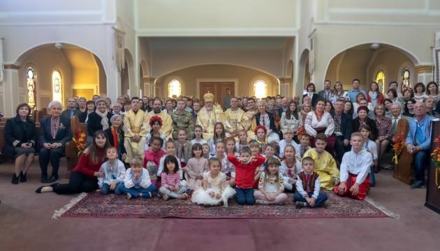 Громада УПЦ в США збирає допомогу дітям – жертвам російсько-української війни
