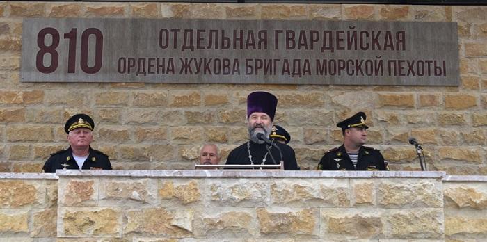 Духовенство УПЦ (МП), окормляющее войска России, провело собрание