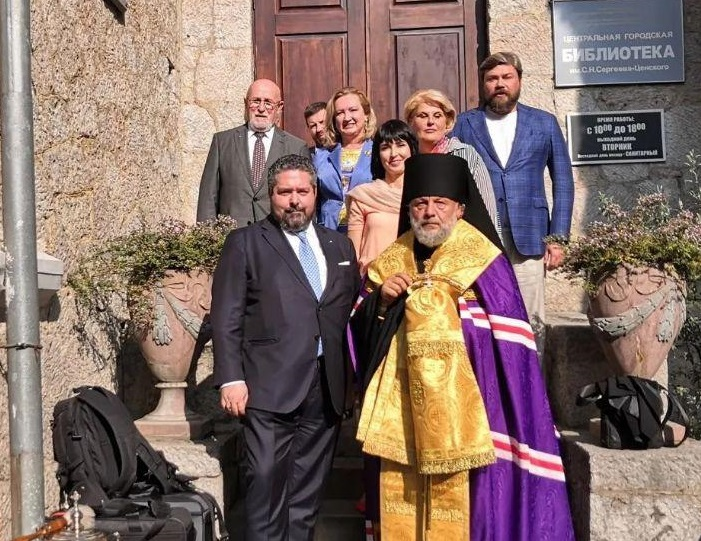 Епископы УПЦ (МП) отметили в Крыму «начало и конец царствования Императора Николая II»