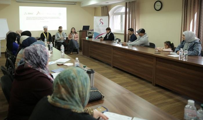 У столиці відбувся тренінг «Навчання лідерів мусульманських громад з питань подолання стигми й дискримінації вразливих до ВІЛ груп населення...»
