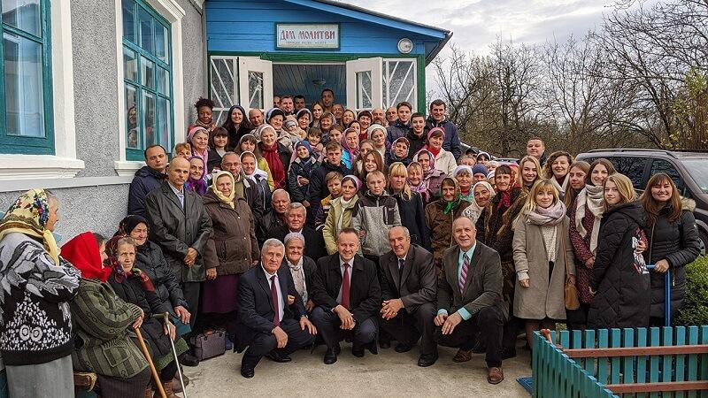 Церква баптистів на Вінниччині відзначила 100 років