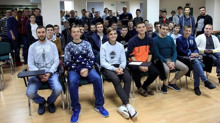 До семінарії баптистів на Київщині зараховано 356 студентів з України, Молдови, США та Чехії