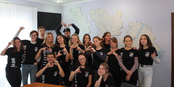 В Николаеве развивается Служение адвентистских студентов