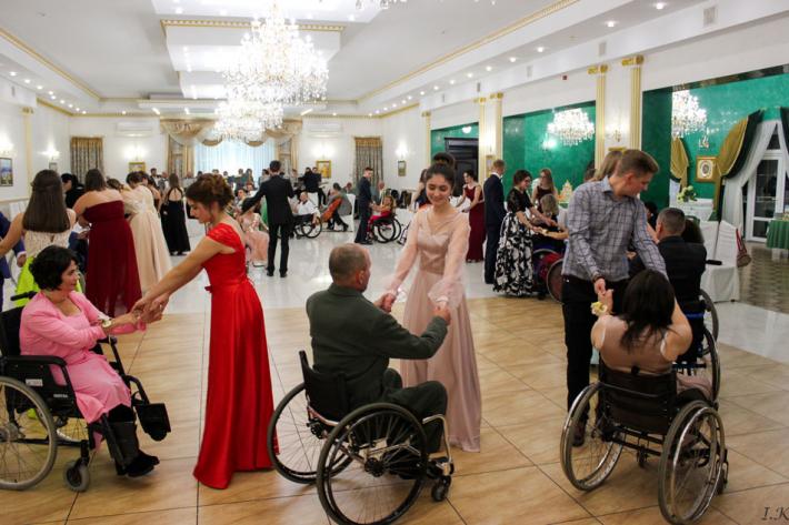 Католики проведуть на Івано-Франківщині бал для людей з інвалідністю