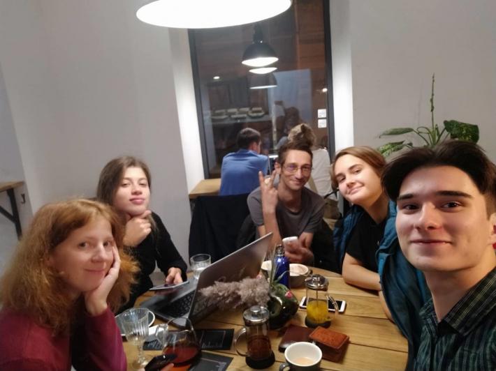 Проєкт студентів Українського католицького університету пройшов на голосування для підтримки громадським бюджетом Львова