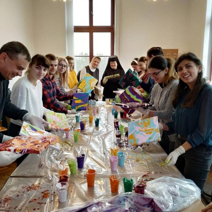 Польські фахівці провели для педагогів УГКЦ семінар «Менеджмент організації дозвілля»