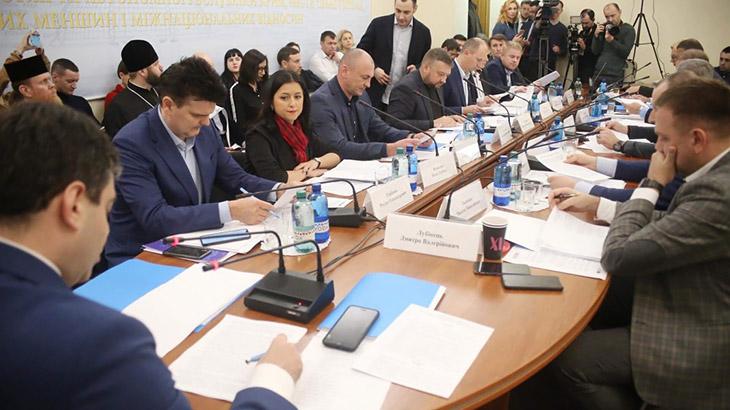 Парламентський комітет відхилив поправки релігійної спільноти до законопроекту з протидії дискримінації