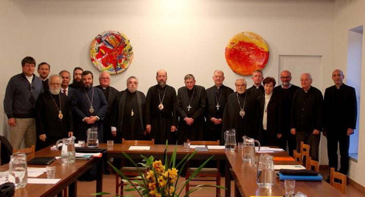 Священник УГКЦ взяв участь у міжнародній комісії з діалогу між Римо-Католицькою та Православною Церквами