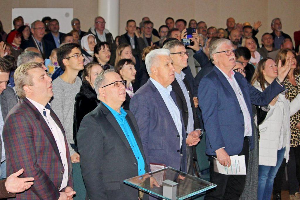 У Києві відбулася консультація П'ятидесятницьких європейських місій