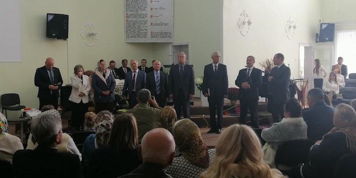 Громада адвентистів святкує 85-річчя у Чернівцях, а баптисти – 120-річчя у Кременчуці