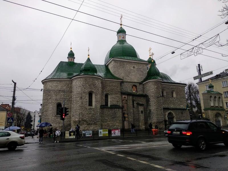 У Тернополі відреставрують храм ХVІІ ст., а на Львівщині – дві дерев