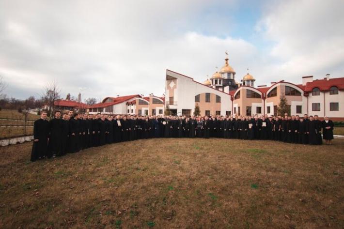 Семінарійні хори УГКЦ та ПЦУ взяли участь у фестивалі