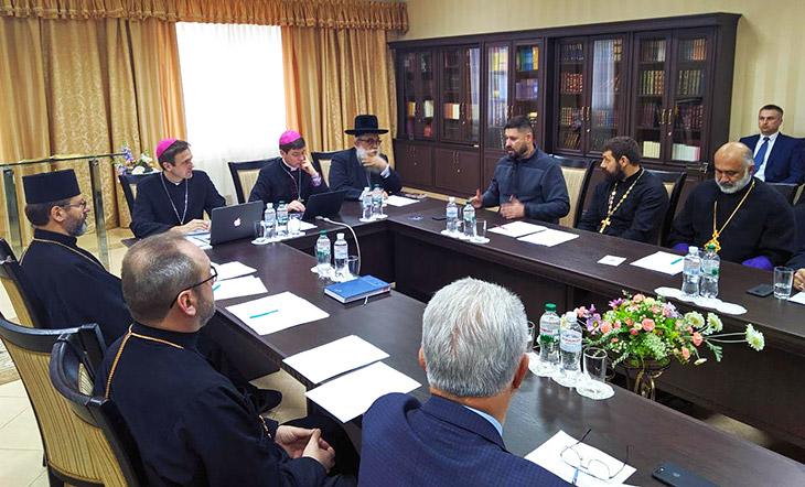 Рада Церков та МВС опрацюють стандартизовані вимоги до церковних центрів ресоціалізації