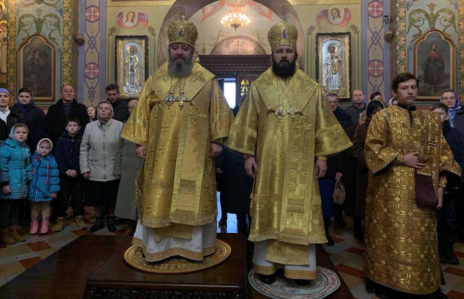 Єпископ Польської Церкви прибув на Волинь підтримати УПЦ (МП)