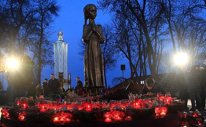 Церкви і влада України вшанували у спільній молитві жертв Голодомору