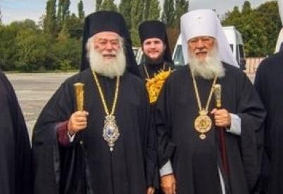 Одеський і Нігерійський митрополити сперечаються через Україну, а представника Олександрійської Церкви вислали з Росії