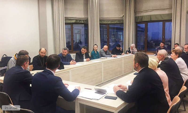 Громадська рада при МОЗ впроваджуватиме медичне капеланство в Україні