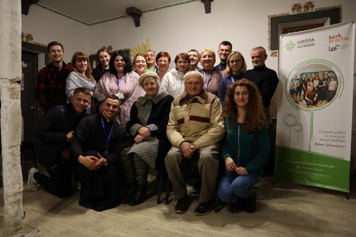 У Мелітополі греко-католики вчилися проєктного менеджменту в «Школі відповідального служіння»