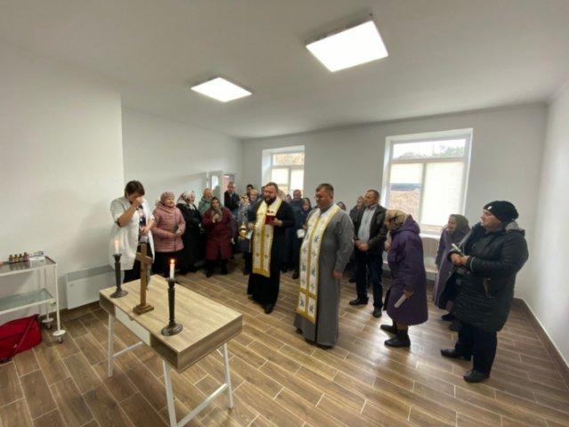 Соціальне підприємство греко-католиків допомогло відкрити новий пункт невідкладної медичної допомоги на Тернопільщині