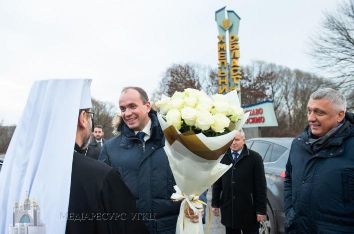 Голова Хмельницької ОДА: «УГКЦ – символ стійкості духу та віри в Бога»