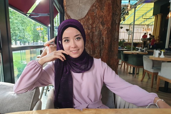 Мусульманка з Вінниці створює одяг для модниць з ОАЄ, Кувейту, Йорданії, Палестини