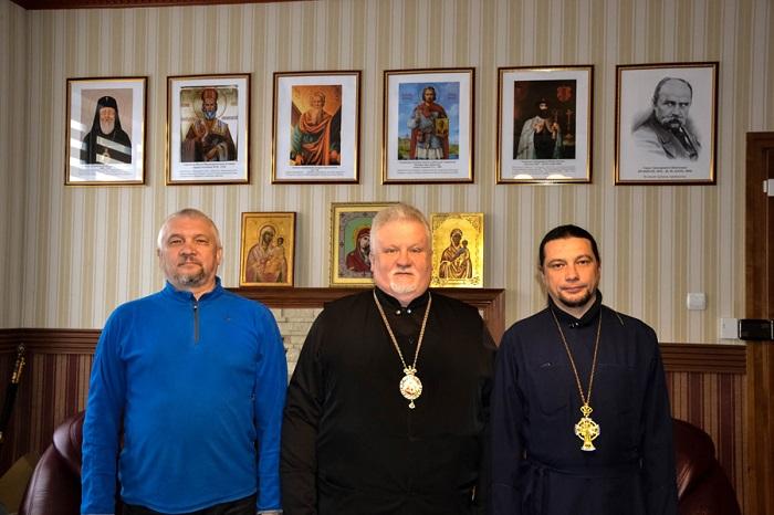 На Закарпатті створено Вікторіанське братство святого апостола Андрія Первозваного