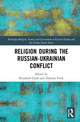 «Релігія під час російсько-українського конфлікту» – в Британії видали книгу за участю експертів з України