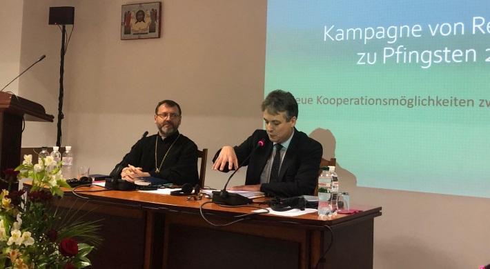 Ситуація в Україні – в центрі уваги німецьких католиків на наступний рік