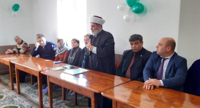 На Харківщині відкрили нову мечеть