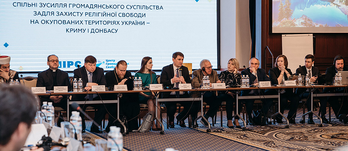 Церковна громадськість підготувала план дій у відповідь на російську агресію проти України
