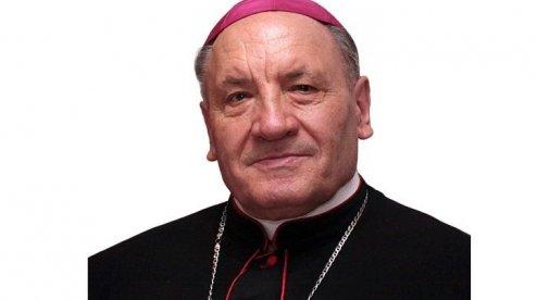 Католицький єпископ став почесним громадянином Житомира