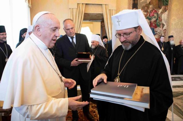 Видання українського музею потрапило в бібліотеку Ватикану