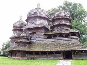 Храм на Львівщині висунуто на міжнародну архітектурну нагороду «Кришталева цегла»