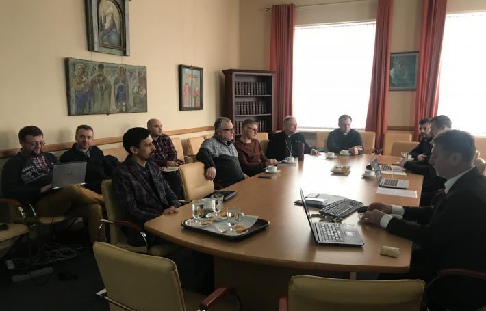 У Львові дискутували з нагоди 300-ліття Замойського собору