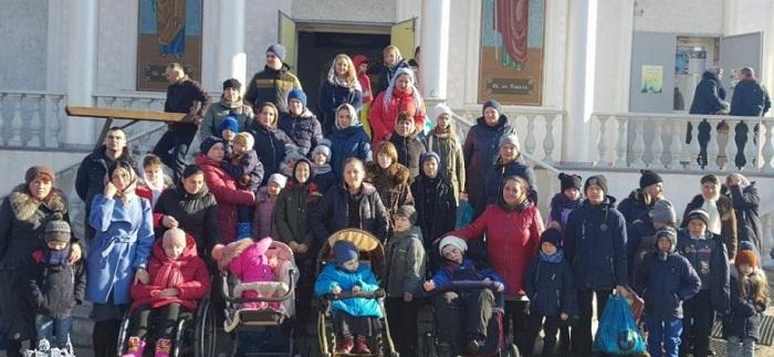 В УПЦ (МП) проходять благодійні акції для людей з обмеженими можливостями