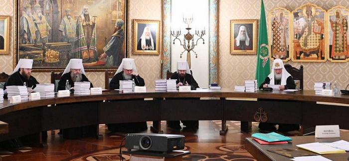 Глава РПЦ: власть Украины «занимает единственно правильную позицию»