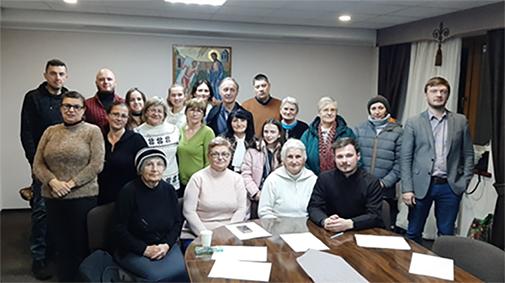 Понад 600 потребуючих дітей отримали подарунки від волонтерів Київської архиєпархії УГКЦ