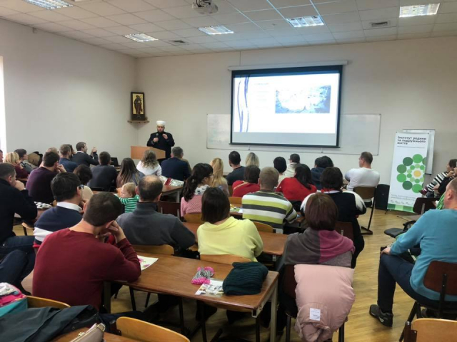 Імами виступили на заходах Українського католицького університету