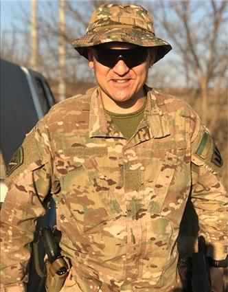 Офіцера-юдея нагородили відзнакою Міноборони України